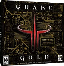 Quake 3 Gold (Jewel Case) - PC: Video Games - Amazon com