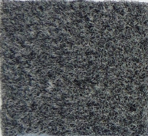 6' x 12' 20oz Marine Grade Boat Carpet - Gray - Marine Grade Carpet
