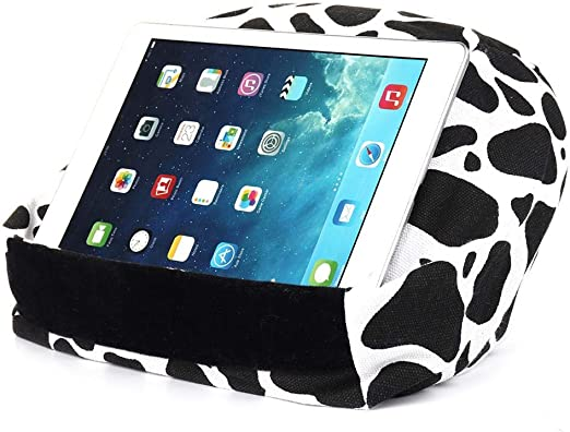Pillow Lap Stand Holder Multi-Angle Reading Support Cushion Universal Smartphone Tablet E-Readers Books Lap Stand