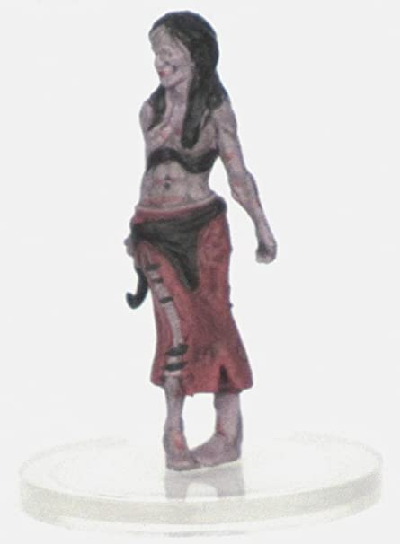 Amazon com: Characters of Adventure - Zombie Female Human