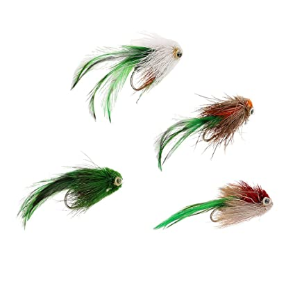 Buy Trout Bass Popper Traditional Dry Wet Hook 7cm Assorted
