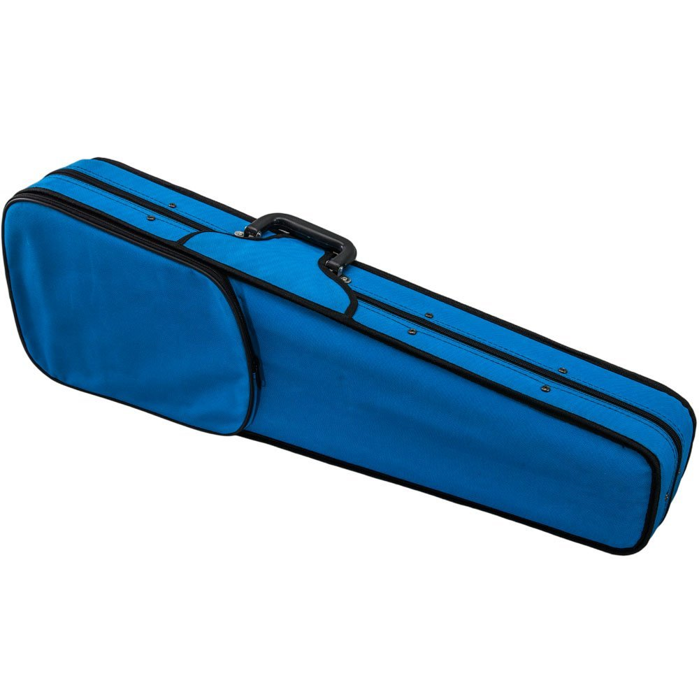 SKY Lightweight Shaped Violin Case 4/4 Size (Blue)