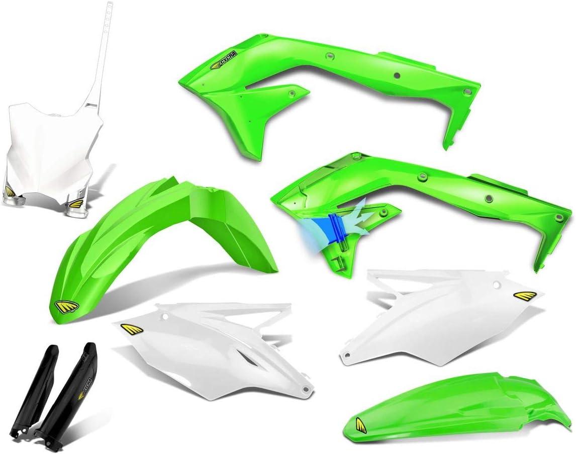 polisport plastic kit Kawasaki KX450F 2016 OEM MX kit