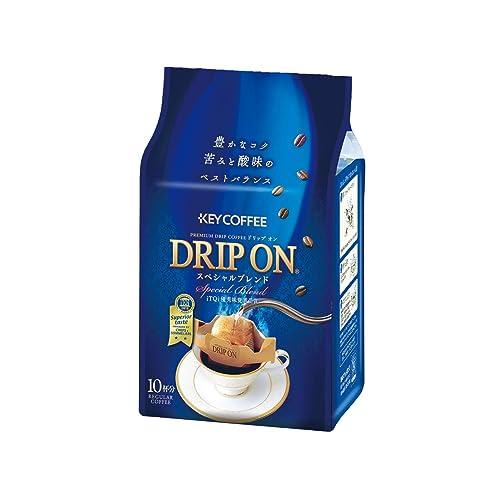 キーコーヒー ドリップ オン スペシャルブレンド