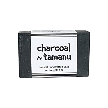 Handcrafted In Usa Organic Ingredients #1 Best Seller! Detox Charcoal Soap