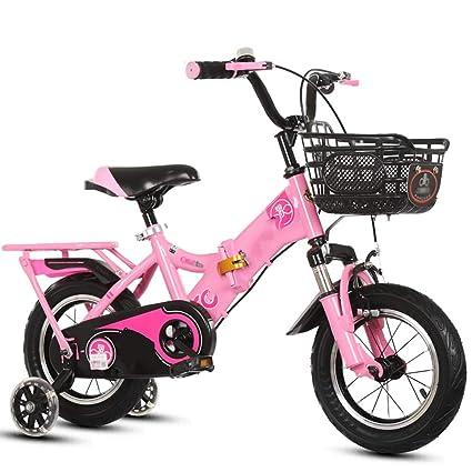 Axdwfd Infantiles Bicicletas Bicicletas para niños Bicicletas para niños 12/14/16/18
