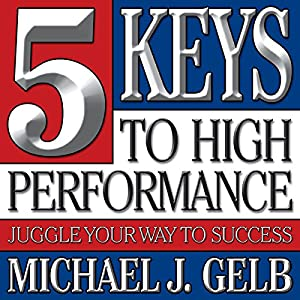 Five Keys to High Performance Audiobook