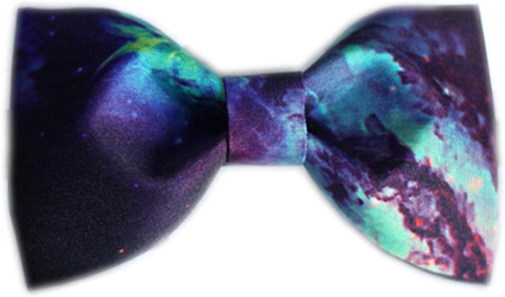 Dise?o De Corbata Nebulosa Estampados Textiles Pajarita (Tinta ...