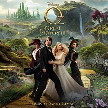 Oz the Great and Powerful / Audio CD