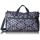 LeSportsac Women's Classic Large Weekender, Beach Tiles