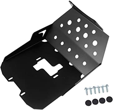 COPART Engine Guard Bash Bottom Skid Plate Protector Kit for KTM Duke 250 390 2013-2016