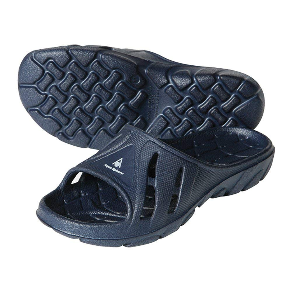 Asone Junior Kids Water Slide Sandals Blue Size 11