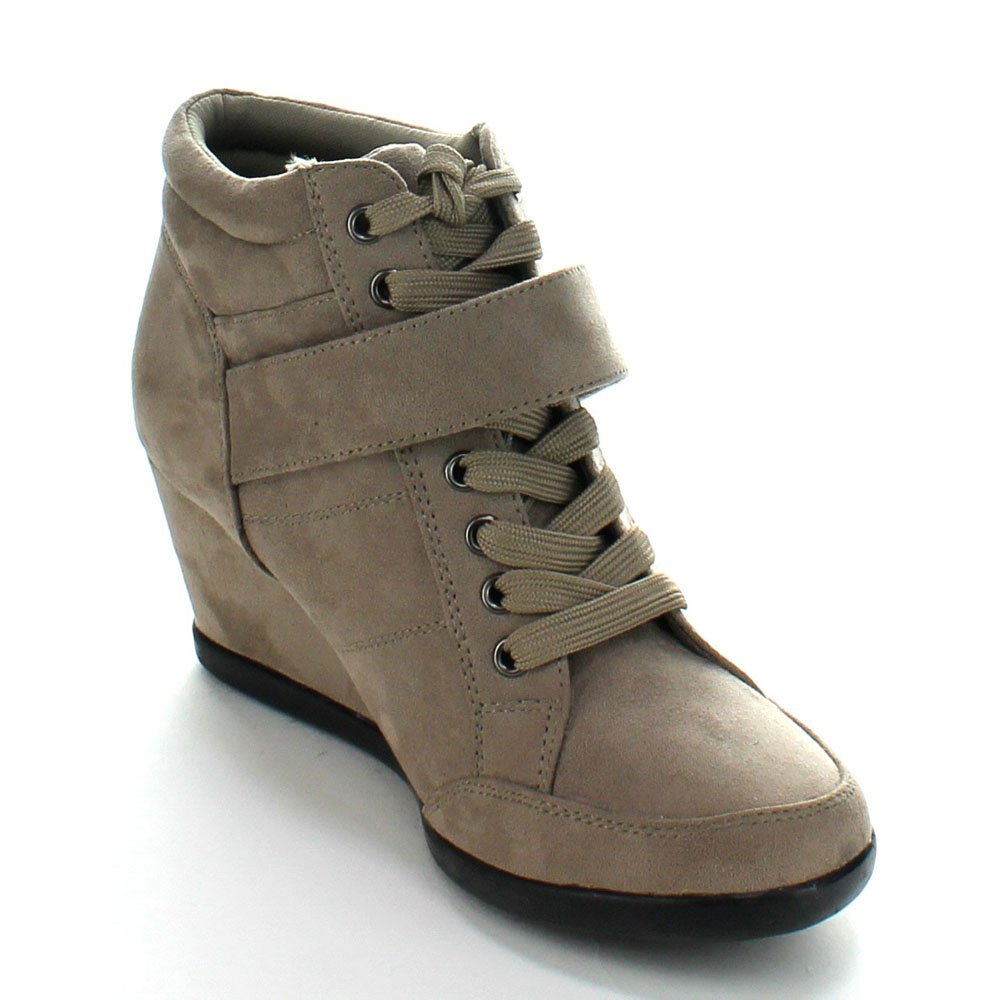 Forever Women's Glimmer B00L42JACC 6.5 M US|Taupe