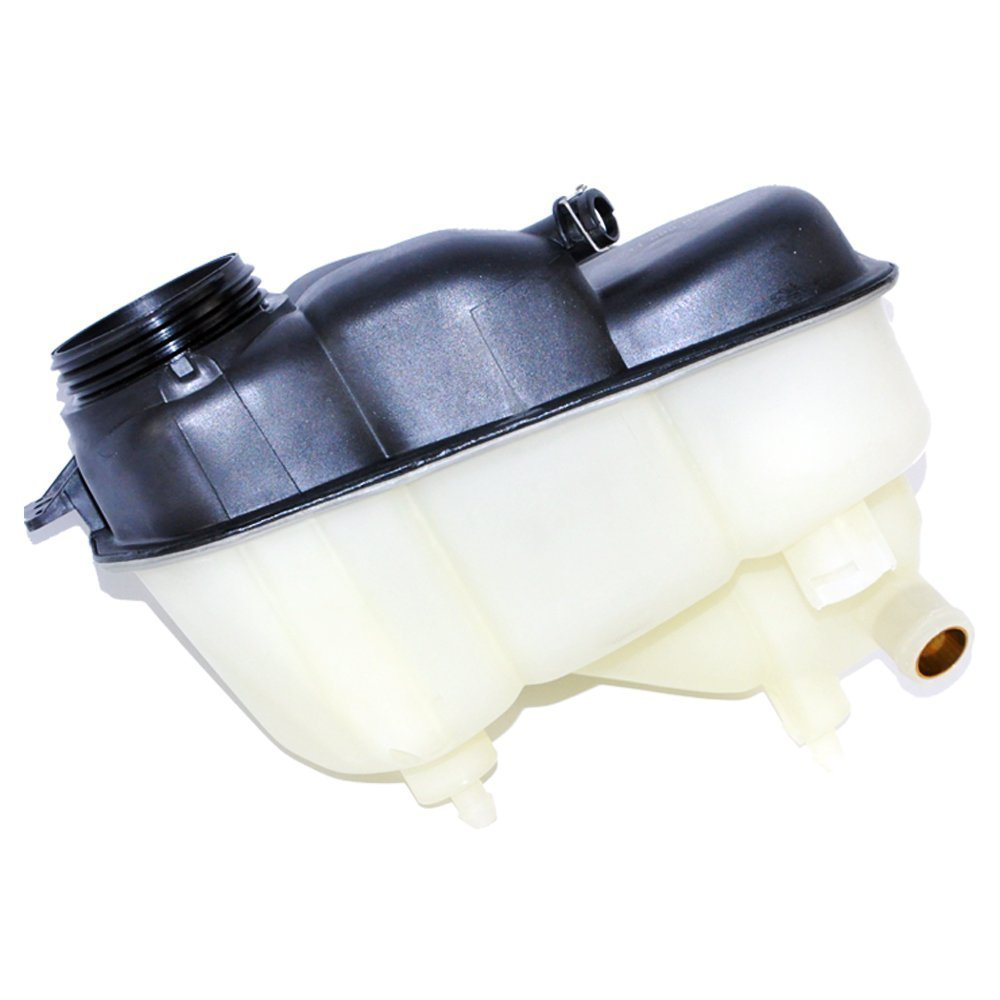 KOOLMAN Coolant Reservoir Expansion Tank for Mercedes W211 W219 CLS500 CLS55 AMG CLS550 CLS63 AMG E320 E350 E500 E55 AMG E550 E63 AMG Premium Quality 2115000049
