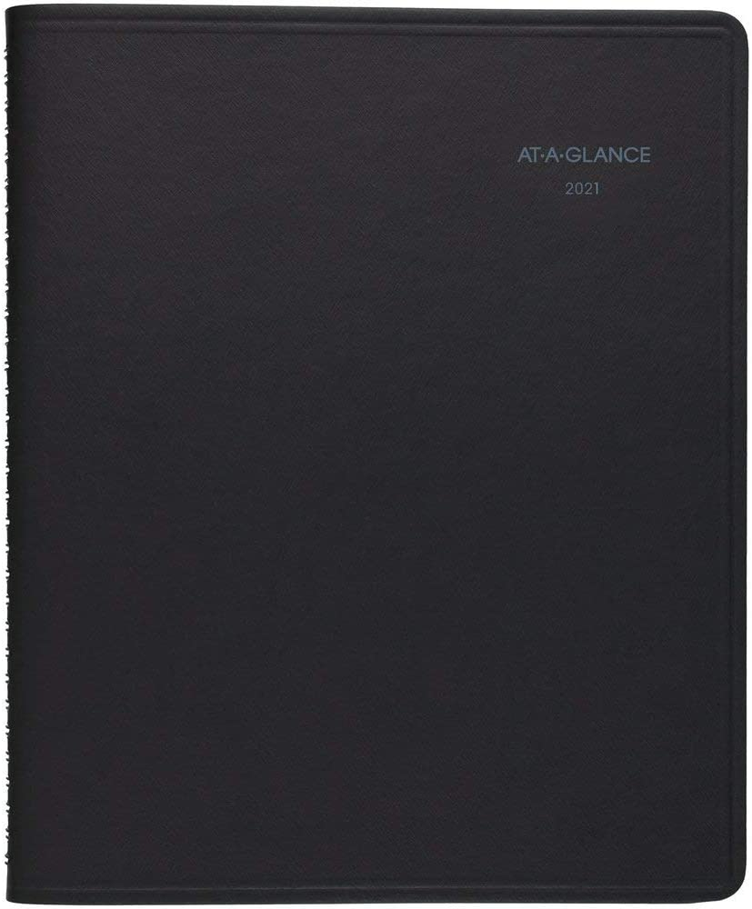 2021 Weekly & Monthly Appointment Book & Planner by AT-A-GLANCE, 8