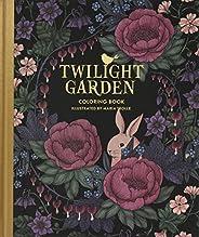 Color Bk-Twilight Garden Color: Published in Sweden as Blomstermandala