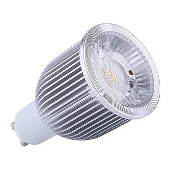 Dimmable Gu10 Blanc 3000k Ampoule Led 850 Lm 90 260v 10w Chaud 15° 5L34SRcqAj