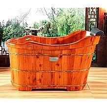 Chinese toon wood bath tub tub tub barrel tub adult wooden bathtub bath tub