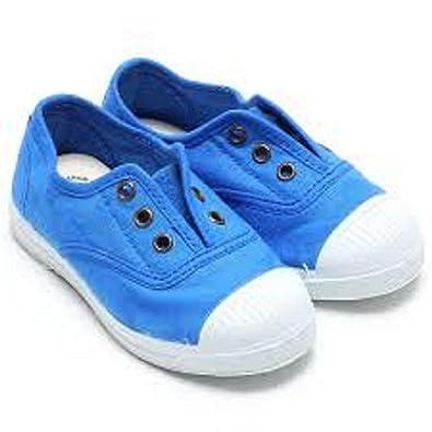 3c47609c4ff Natural World Zapatos Niño Lonas 470 Azulon 32: Amazon.es: Zapatos y  complementos