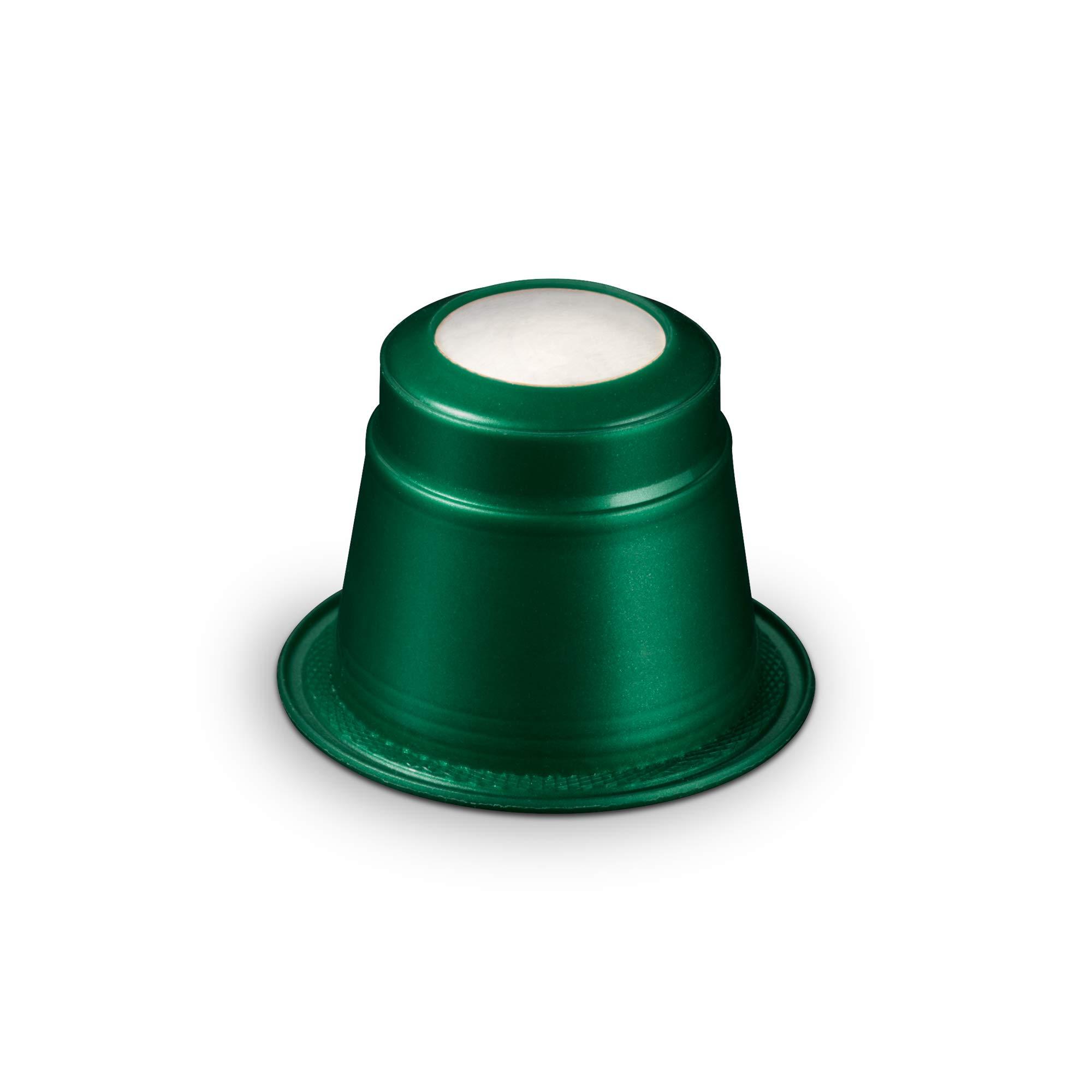 Café La Llave Espresso Capsules, Intensity 11 (80 Pods) Compatible with Nespresso OriginalLine Machines, Single Cup Coffee by Cafe La Llave (Image #9)