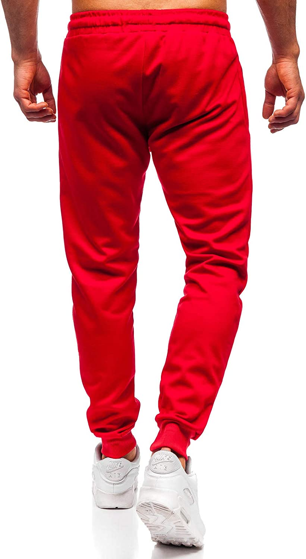 BOLF Pantalon pour Homme Sportif Mix 6F6
