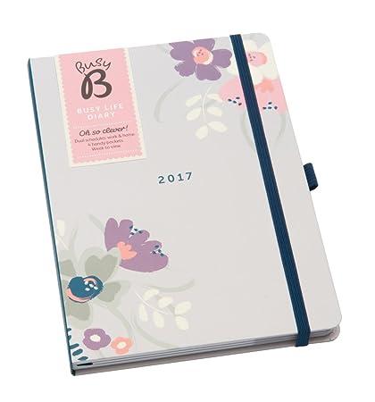 Busy B 5549 Agenda con vista de 2 semanas