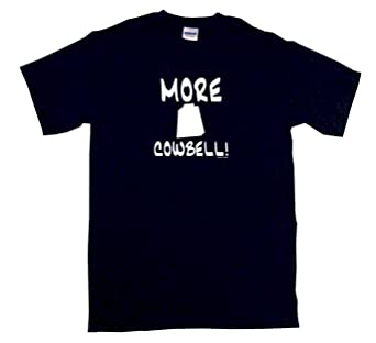 Amazon com: More Cowbell Little Boy's Kids Tee Shirt: Clothing