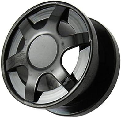 Stainless Steel Screw Ear Gauges Flesh Tunnels Plugs Stretchers Expander  RAC