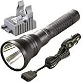 Streamlight 74504 Strion HPL 615-Lumen Compact Rechargeable Flashlight With 12-Volt DC Charger – Black