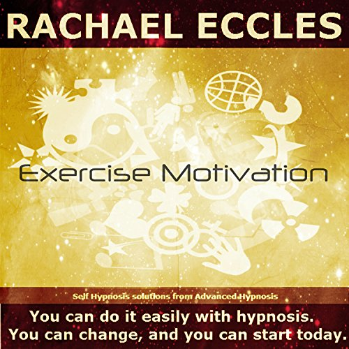 Exercise Motivation Hypnosis for Weight Loss and Fitness, Motivational Self Hypnosis, Hypnotherapy CD (Best Fitness Routine For Fat Loss)