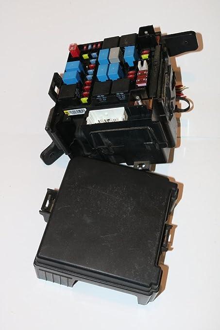 amazon com: 11-13 kia forte 1 6l turbo under hood relay fuse box block panel  warranty #2859: automotive