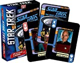 Aquarius Star Trek New Generation Playing Cards