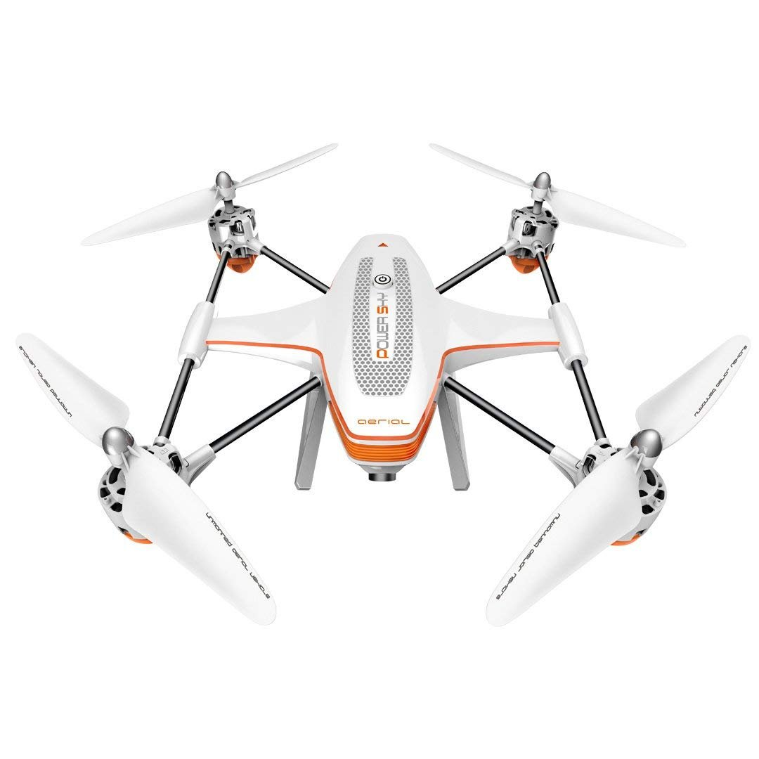 FPV RC Drone with Camera Live Video and GPS Return Home Quadcopter with Adjustable Wide-Angle 720P HD ZMZS WIFI CameraFollow Me, Altitude Hold, Intelligent Battery, Long Control Distance B07DZ9ZTM1