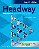 New Headway 4th Edition Intermediate. Workbook with iChecker without Key (New Headway Fourth Edition)