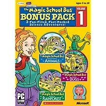 Magic School Bus 3-CD Pack Volume 1