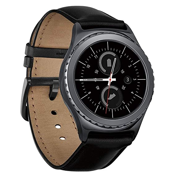 Samsung Gear S2 Classic SmartWatch Wi-Fi + Verizon (Certified Refurbished)