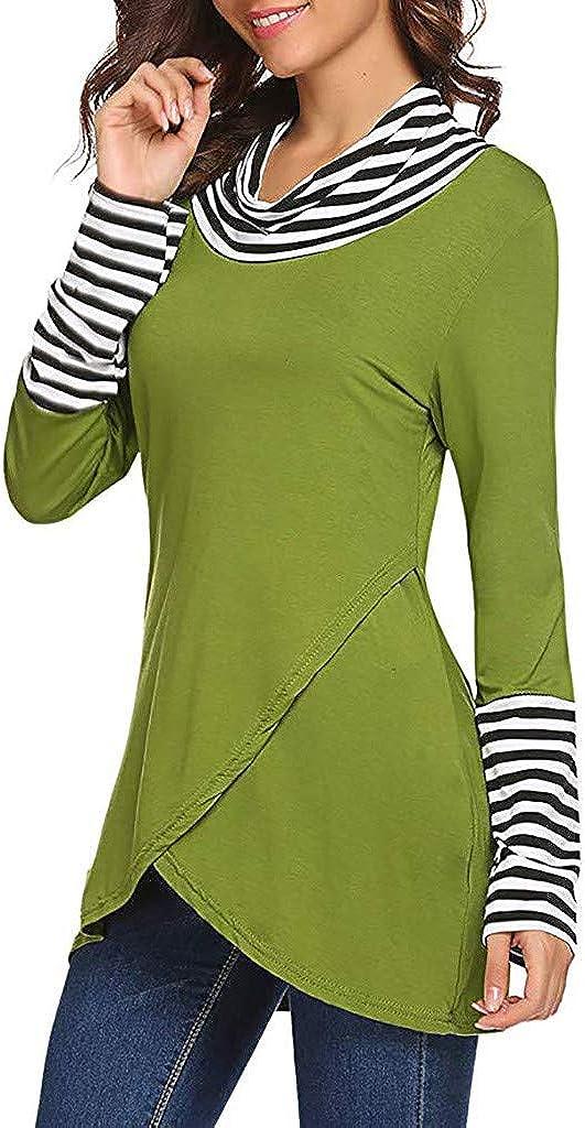 LANSKIRT Sudaderas Gatos Mujer y Chica Camiseta con Capucha Suéter de Manga Larga Blusas para Mujer Elegantes Otoño Invierno Sweatshirt Pullover