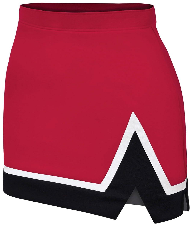 3-Color Stadium Cheer Uniform Skirt - Womens Sizes
