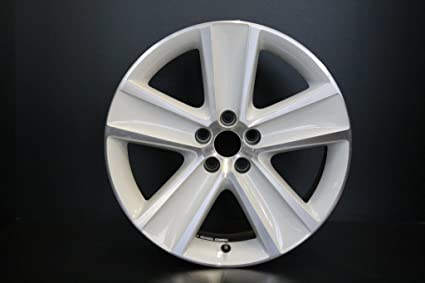 Original Volkswagen Polo 6R 6r0601025as Llantas 17 Pulgadas ...