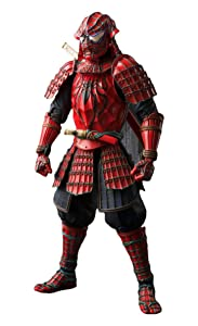 Tamashii Nations Bandai Movie Realization Samurai Spider-Man Action Figure