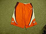 Aerial Wilson Virginia Tech Hokies Womens Basketball Game Worn Shorts