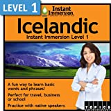 Instant Immersion Level 1 - Icelandic [Download]