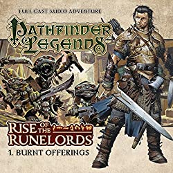 Pathfinder Legends - Rise of the Runelords 1.1 Burnt Offerings
