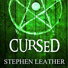 Cursed Audiobook by Stephen Leather Narrated by Paul Thornley