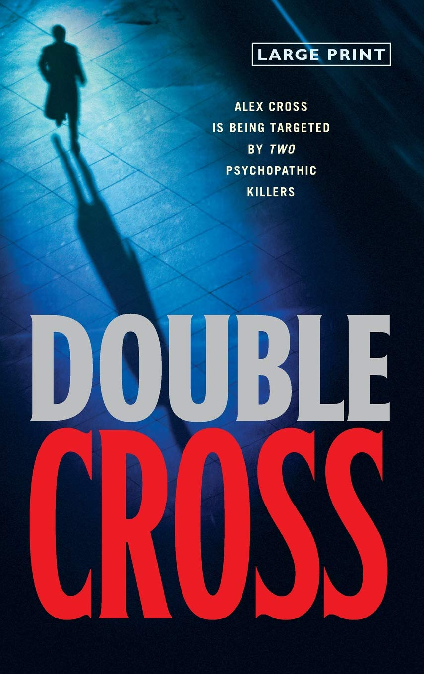 alex cross book series in order