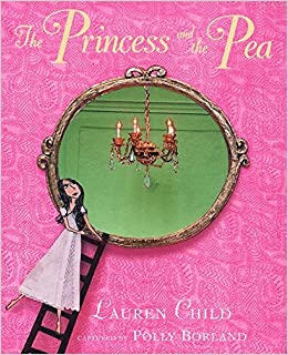 princess and the pea book. The Princess And Pea: Amazon.co.uk: Lauren Child, Polly Borland \u0026 Child: 9780141500140: Books Pea Book T