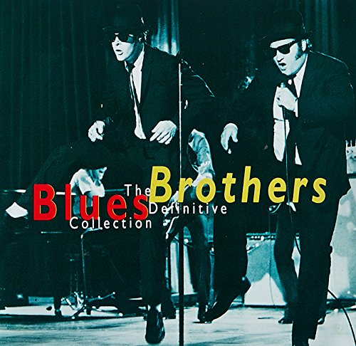 Blues Brothers   The Definitive Collection