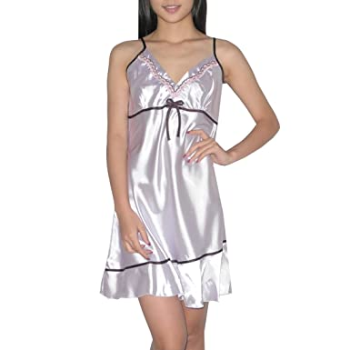 the best attitude 2db7c 6ab8d SILK COUTURE Womens Sexy beautiful Nightwear Dress/Pyjama ...
