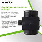 SCITOO Mass Air Flow Sensor Meter MAF 7410051 Fit