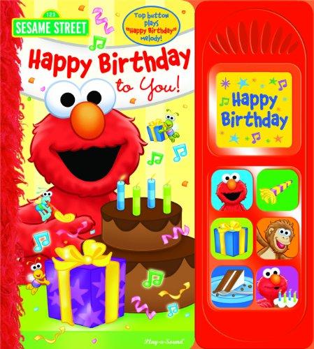 Sesame Street: Happy Birthday to You!: Play-a-Sound]()